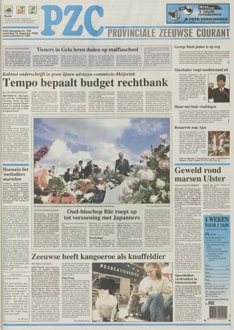 Provinciale Zeeuwse Courant 1999-08-16