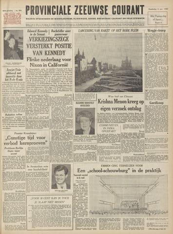 Provinciale Zeeuwse Courant 1962-11-08