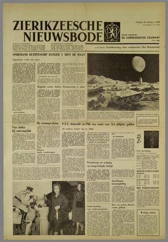 Zierikzeesche Nieuwsbode 1962-10-19