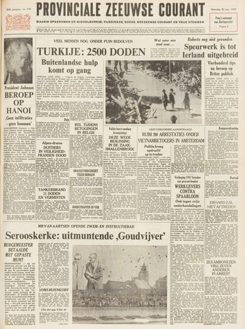 Provinciale Zeeuwse Courant 1966-08-22