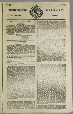 Zierikzeesche Courant 1844-03-08