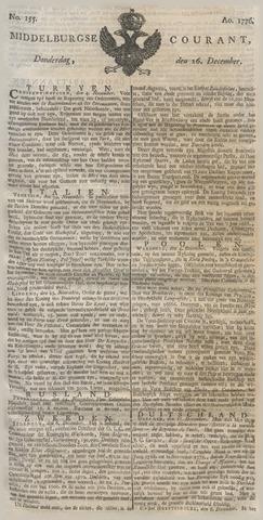 Middelburgsche Courant 1776-12-26
