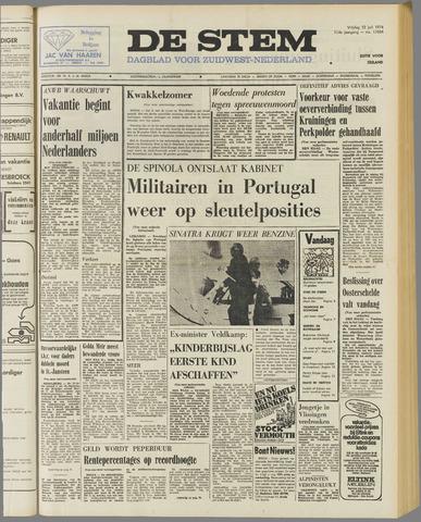 de Stem 1974-07-12