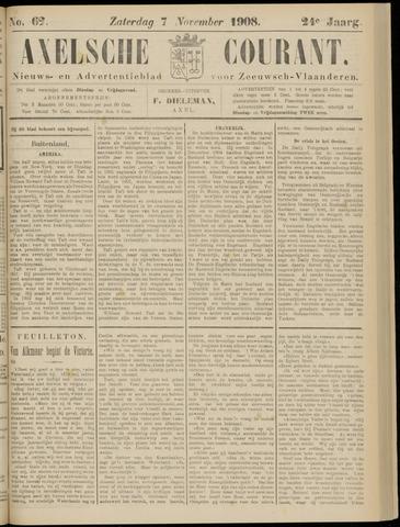 Axelsche Courant 1908-11-07