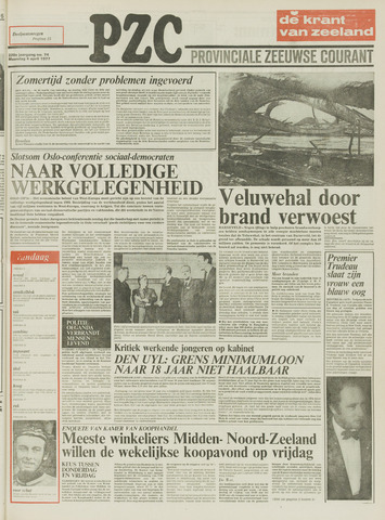 Provinciale Zeeuwse Courant 1977-04-04