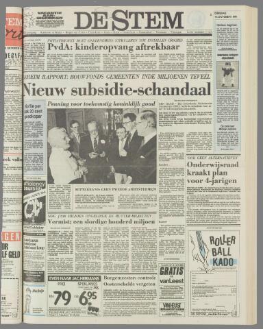 de Stem 1986-10-14