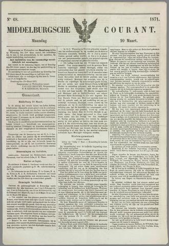 Middelburgsche Courant 1871-03-20