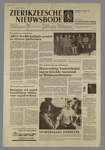 Zierikzeesche Nieuwsbode 1985-03-25