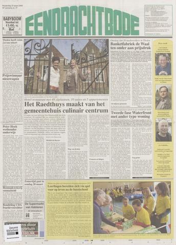 Eendrachtbode (1945-heden)/Mededeelingenblad voor het eiland Tholen (1944/45) 2010-03-25