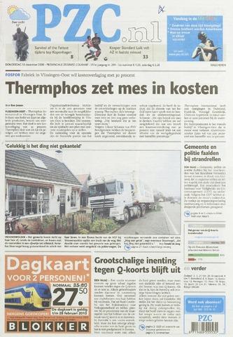 Provinciale Zeeuwse Courant 2009-12-10
