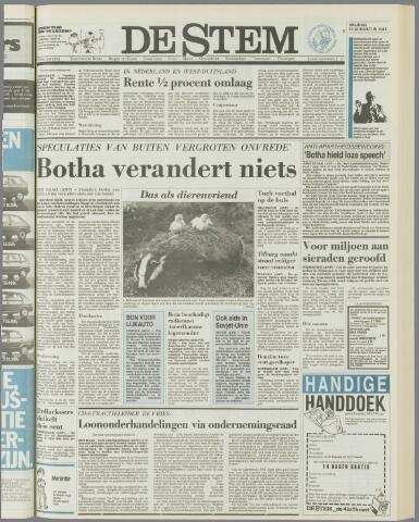 de Stem 1985-08-16