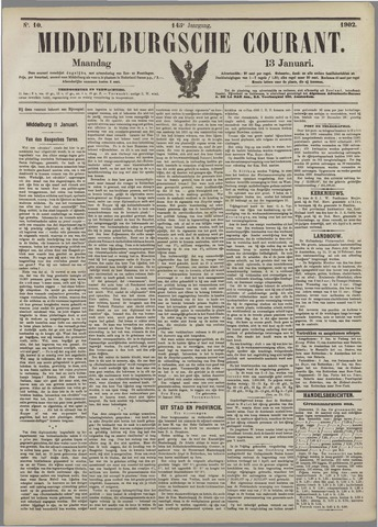 Middelburgsche Courant 1902-01-13