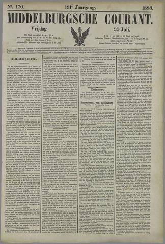 Middelburgsche Courant 1888-07-20