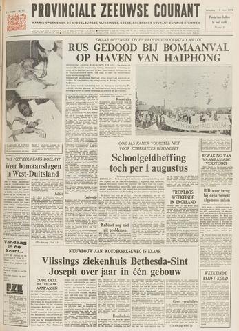 Provinciale Zeeuwse Courant 1972-05-13