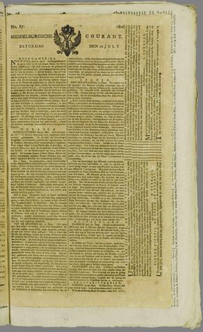 Middelburgsche Courant 1806-07-12