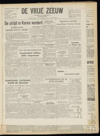 de Vrije Zeeuw 1950-10-19