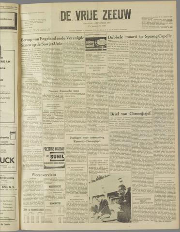 de Vrije Zeeuw 1961-09-04