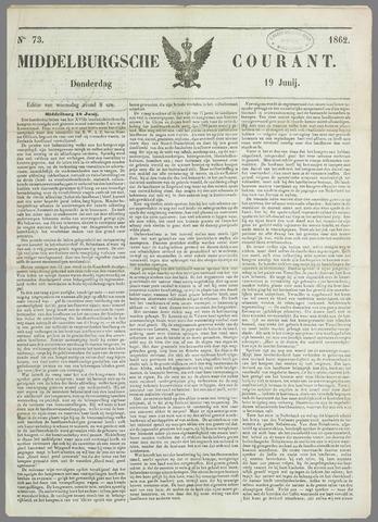 Middelburgsche Courant 1862-06-19