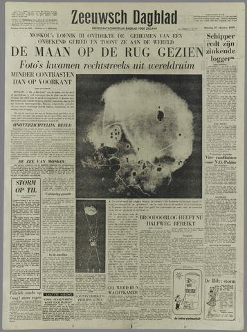 Zeeuwsch Dagblad 1959-10-27