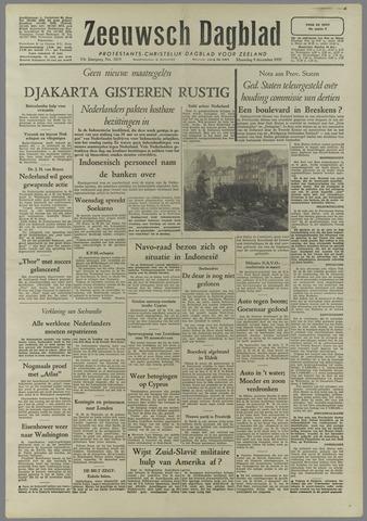 Zeeuwsch Dagblad 1957-12-09