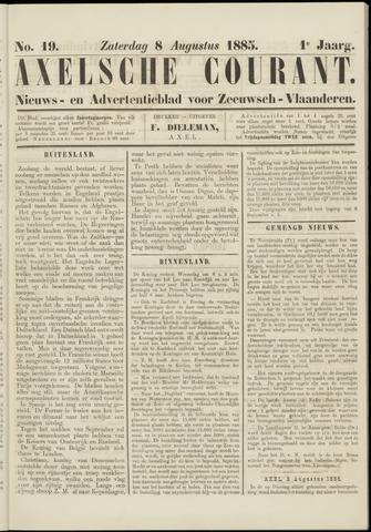 Axelsche Courant 1885-08-08