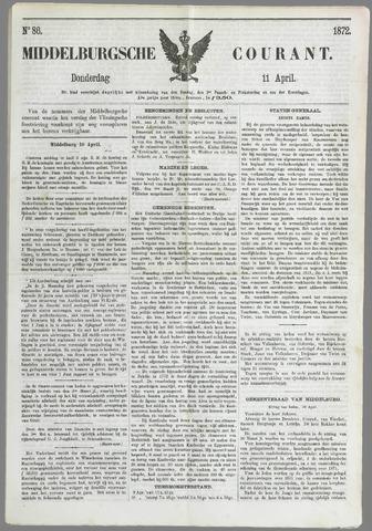 Middelburgsche Courant 1872-04-11