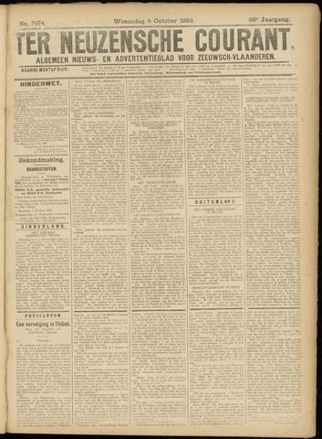 Ter Neuzensche Courant. Algemeen Nieuws- en Advertentieblad voor Zeeuwsch-Vlaanderen / Neuzensche Courant ... (idem) / (Algemeen) nieuws en advertentieblad voor Zeeuwsch-Vlaanderen 1926-10-06