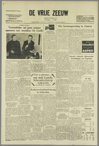de Vrije Zeeuw 1963-03-12