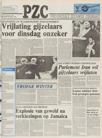 Provinciale Zeeuwse Courant 1980-11-03
