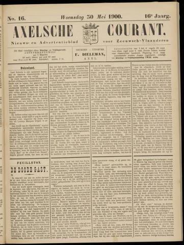 Axelsche Courant 1900-05-30