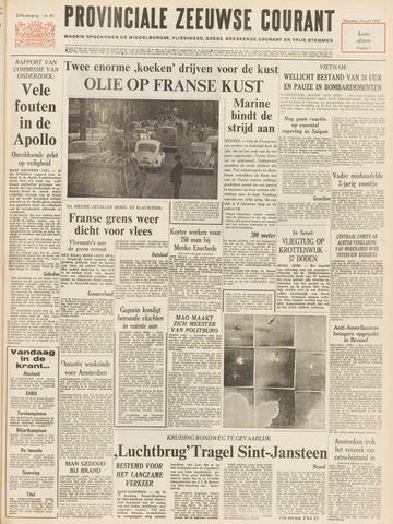Provinciale Zeeuwse Courant 1967-04-10
