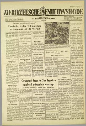 Zierikzeesche Nieuwsbode 1959-09-21