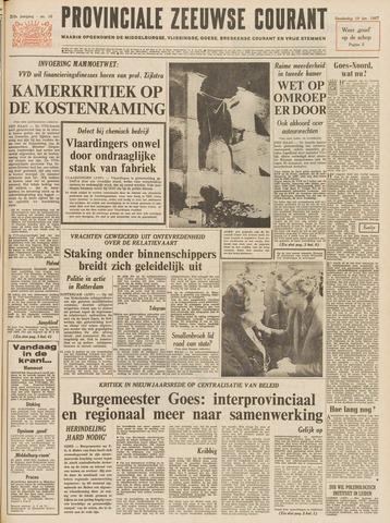 Provinciale Zeeuwse Courant 1967-01-19