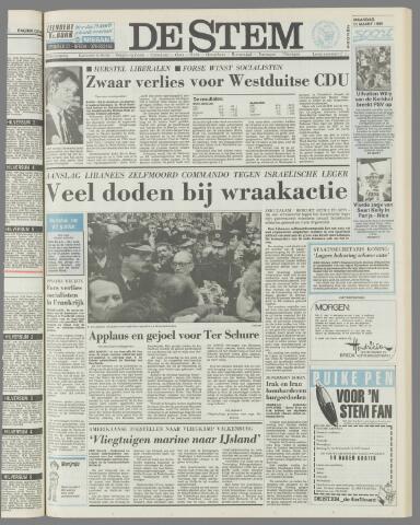 de Stem 1985-03-11