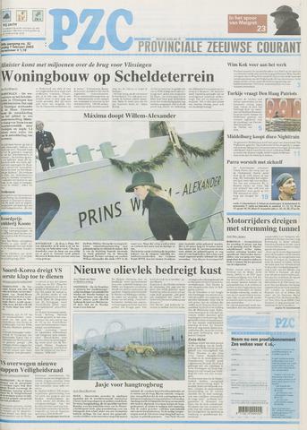 Provinciale Zeeuwse Courant 2003-02-07