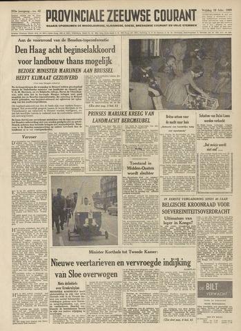 Provinciale Zeeuwse Courant 1960-02-19