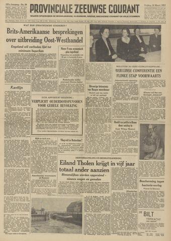 Provinciale Zeeuwse Courant 1954-03-12