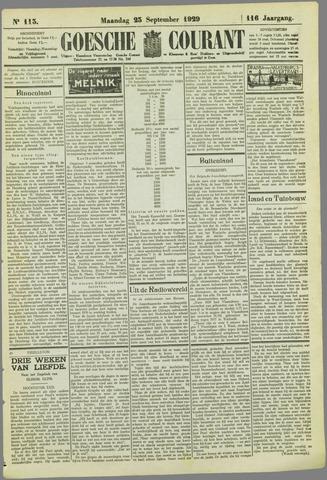 Goessche Courant 1929-09-23