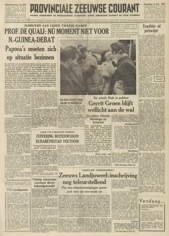 Provinciale Zeeuwse Courant 1961-12-09