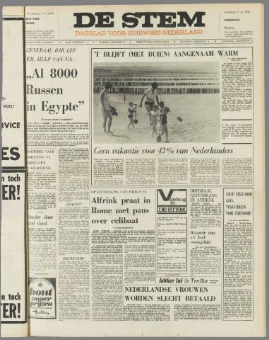 de Stem 1970-07-09