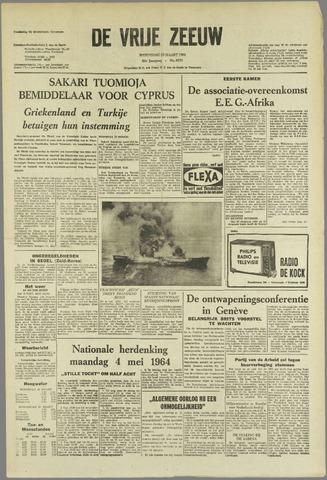 de Vrije Zeeuw 1964-03-25