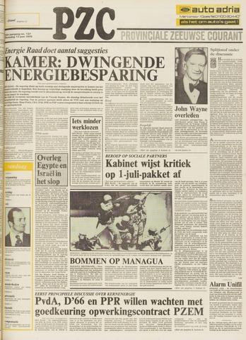 Provinciale Zeeuwse Courant 1979-06-13