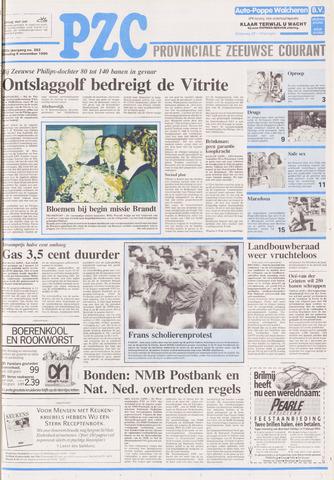 Provinciale Zeeuwse Courant 1990-11-06