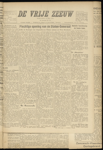 de Vrije Zeeuw 1946-07-24