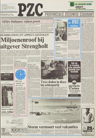 Provinciale Zeeuwse Courant 1986-03-29