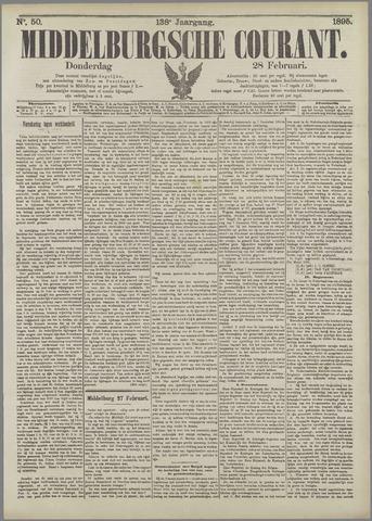 Middelburgsche Courant 1895-02-28