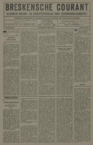 Breskensche Courant 1926-04-28