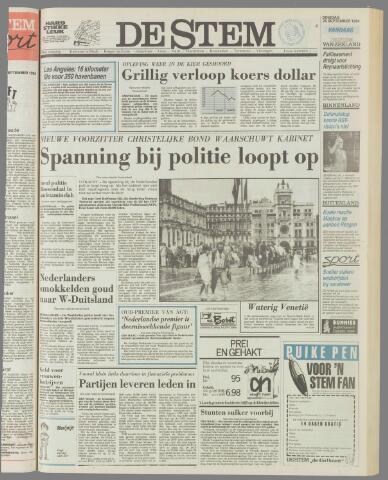 de Stem 1984-09-25