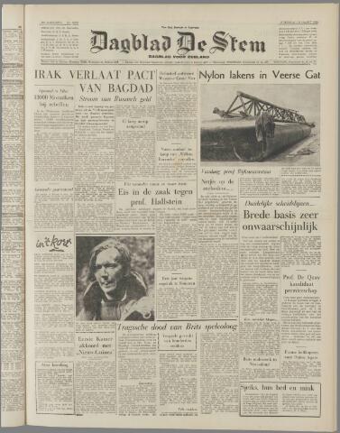 de Stem 1959-03-25