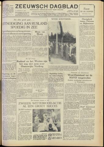 Zeeuwsch Dagblad 1955-05-07